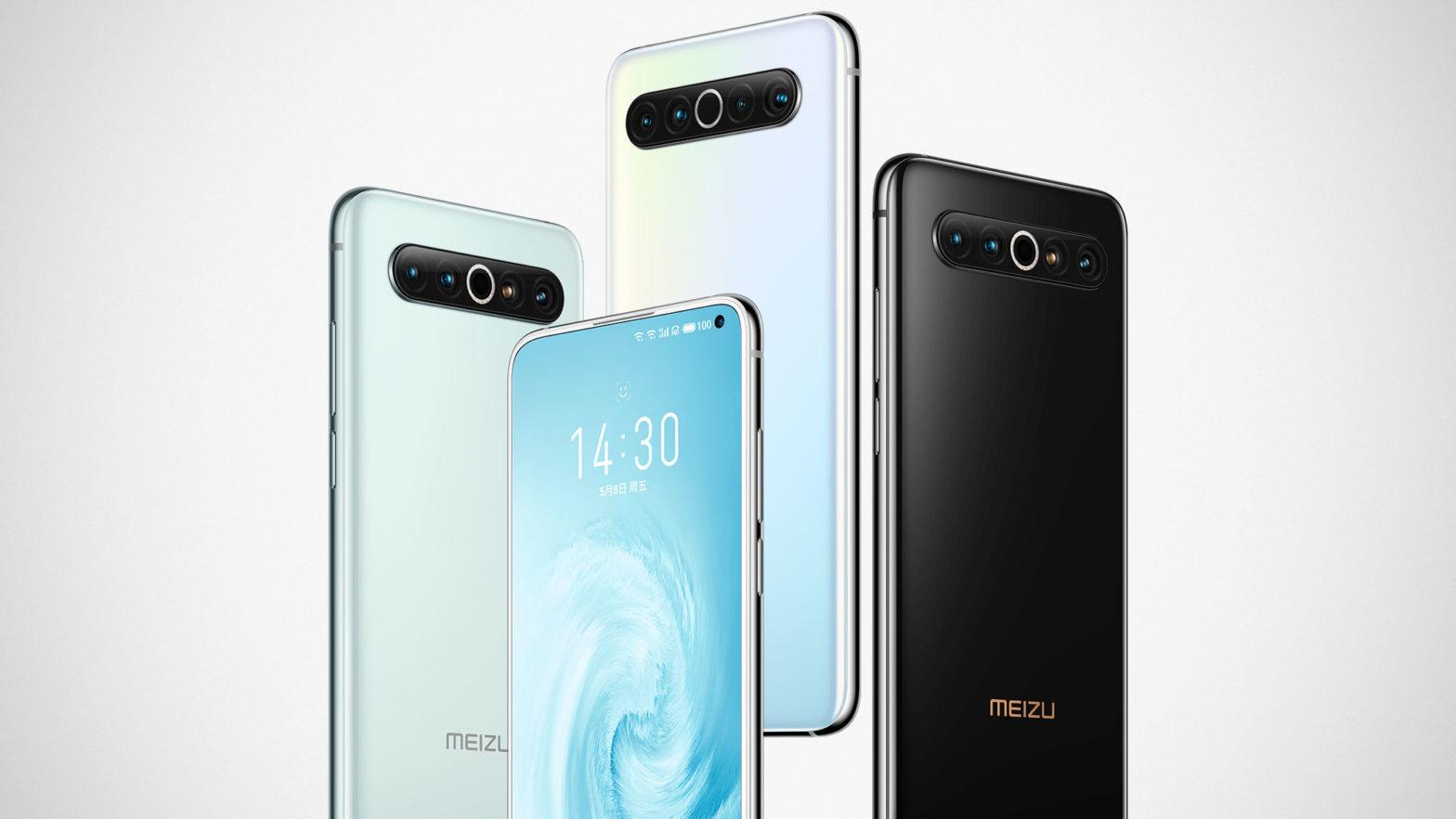 Meizu 17 Series 5G Smartphones