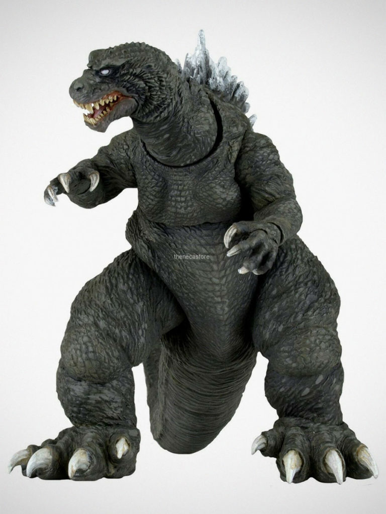 NECA Toys Godzilla 2001 Re-Relase Figure