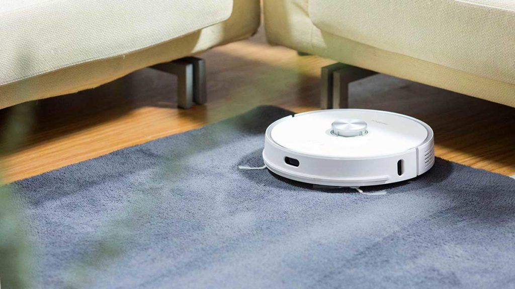 Neabot Robot Vacuum with Self-emptying Bin