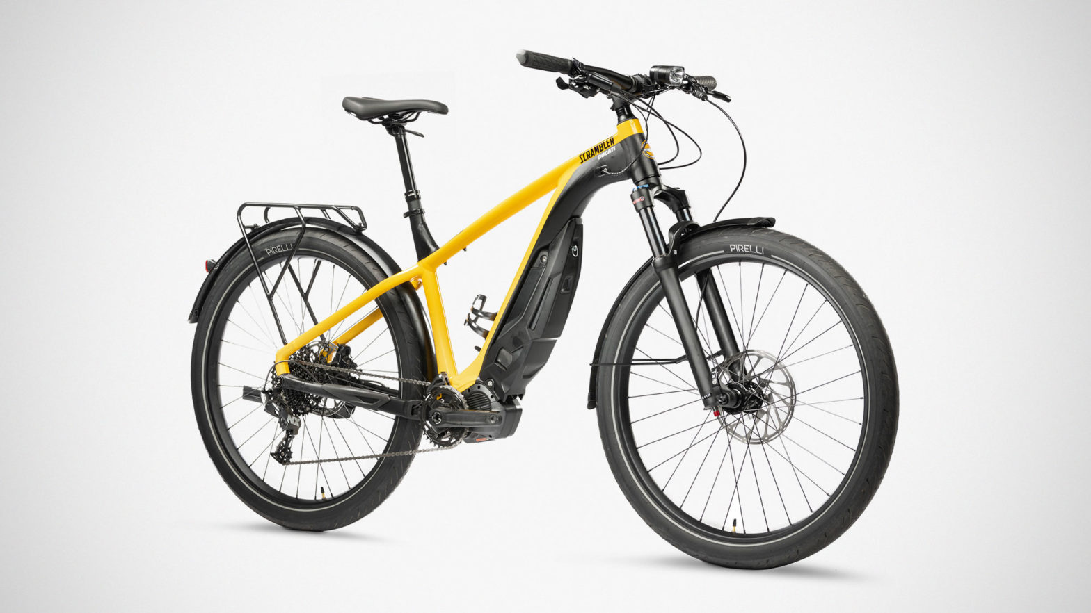 New Ducati Electric Bicycles