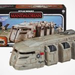 <em>The Mandalorian</em> Goes Retro With Vintage Collection Imperial Troop Transport Toy Vehicle