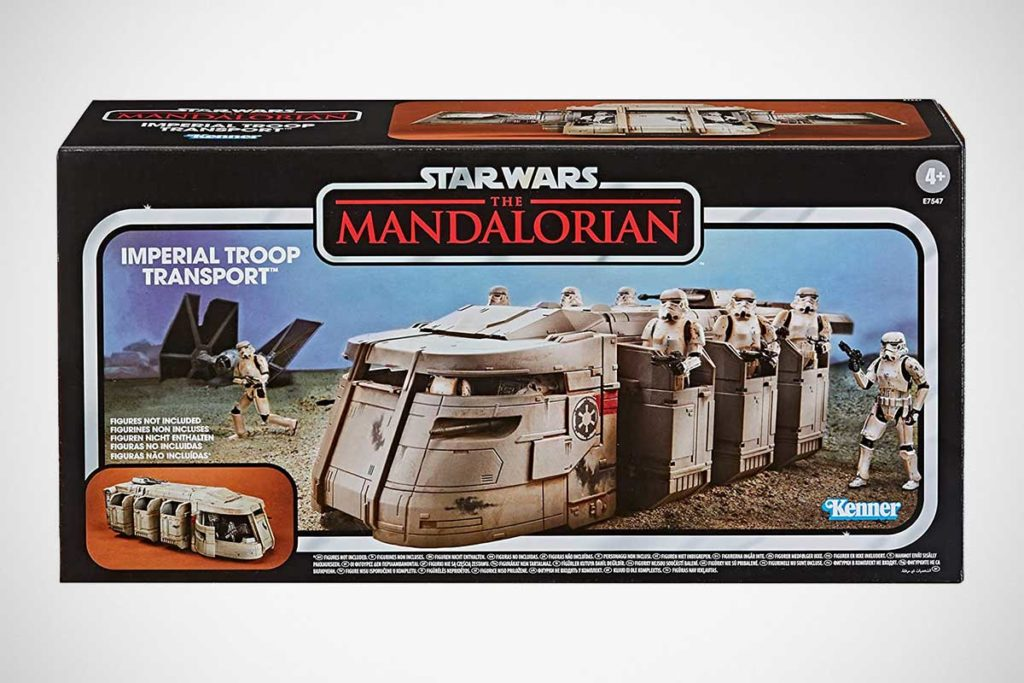 New Vintage The Mandalorian Imperial Troop Transport