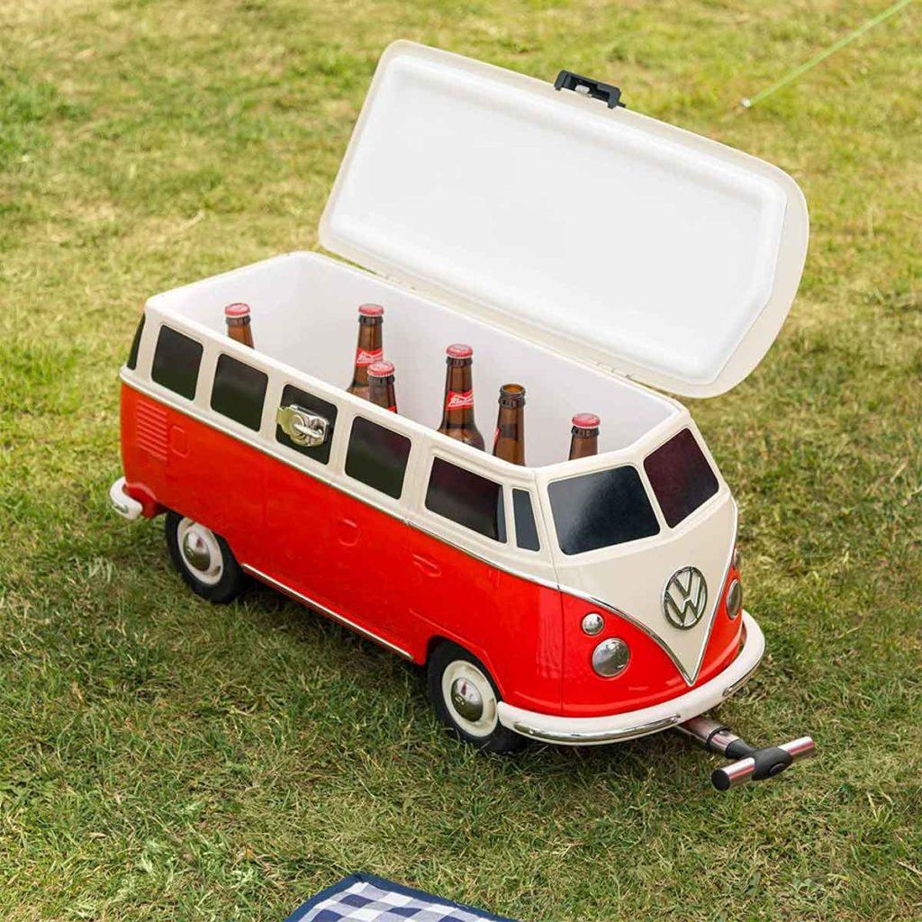 Official Volkswagen T1 Bus 31 QT Cooler Box