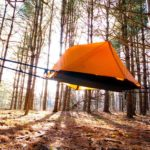 Opeongo Aerial A1 Is A Suspending Tent That Can Be A Traditional On-The-Ground Tent Too