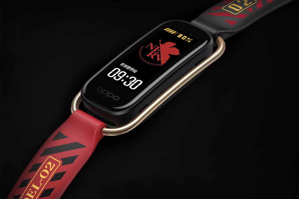 Oppo Fitness Tracker EVA Limited Edition