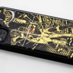 This <em>Ultraman</em> iPhone Case Has Battery-free Light Up Function Along With Cool PCB Art