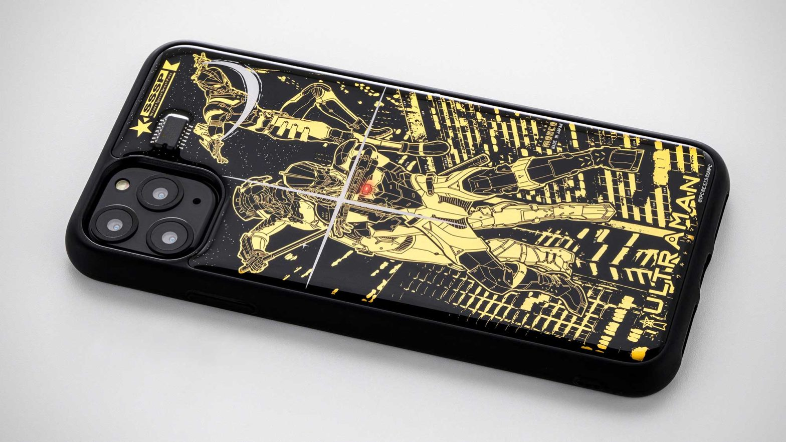 PCB Art moeco Ultraman Light-up iPhone Case