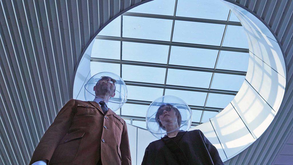 Plastique Fantastique iSphere Spherical Mask