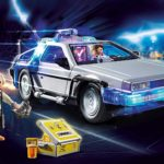 Playmobil <em>Back to the Future DeLorean</em> Play Set Because, You Know The Child In You Want It