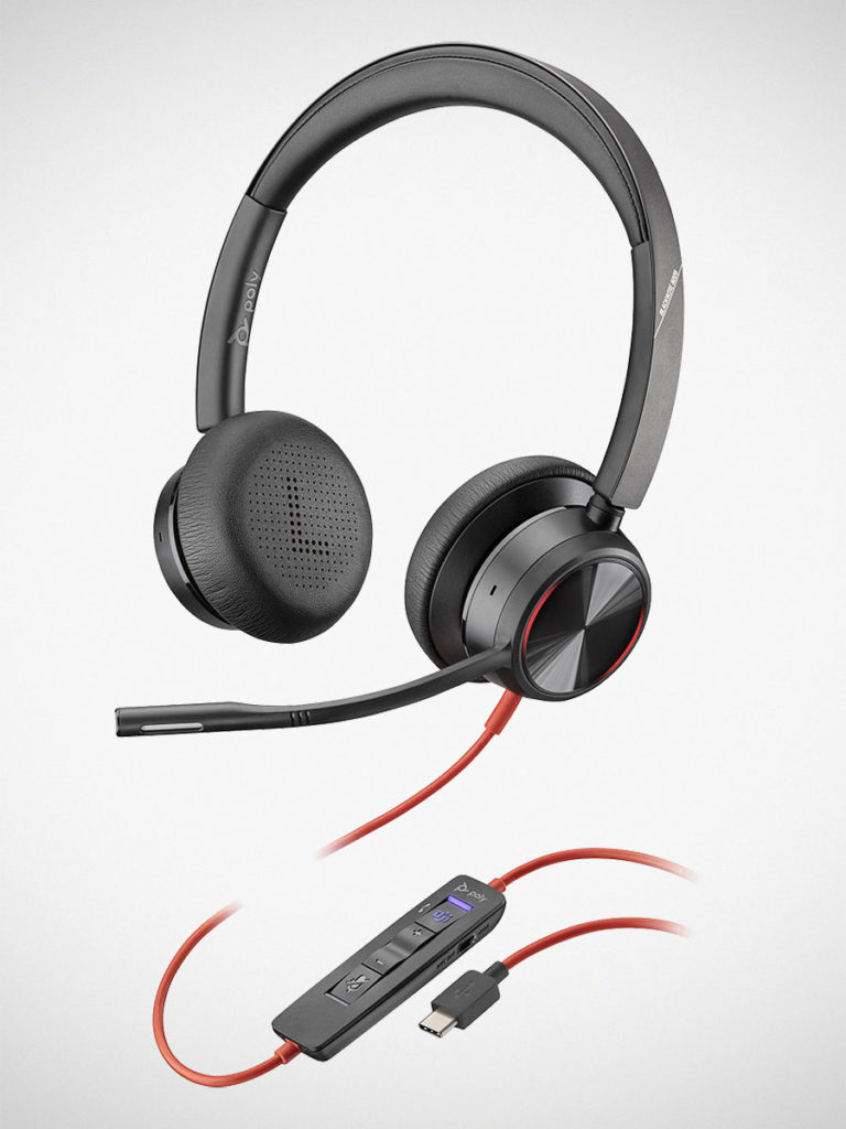 Poly Blackwire 8225 ANC USB Headset