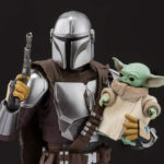 S.H.Figuarts <em>The Mandalorian</em> And The Child With Transport Pod Figures Arriving In September
