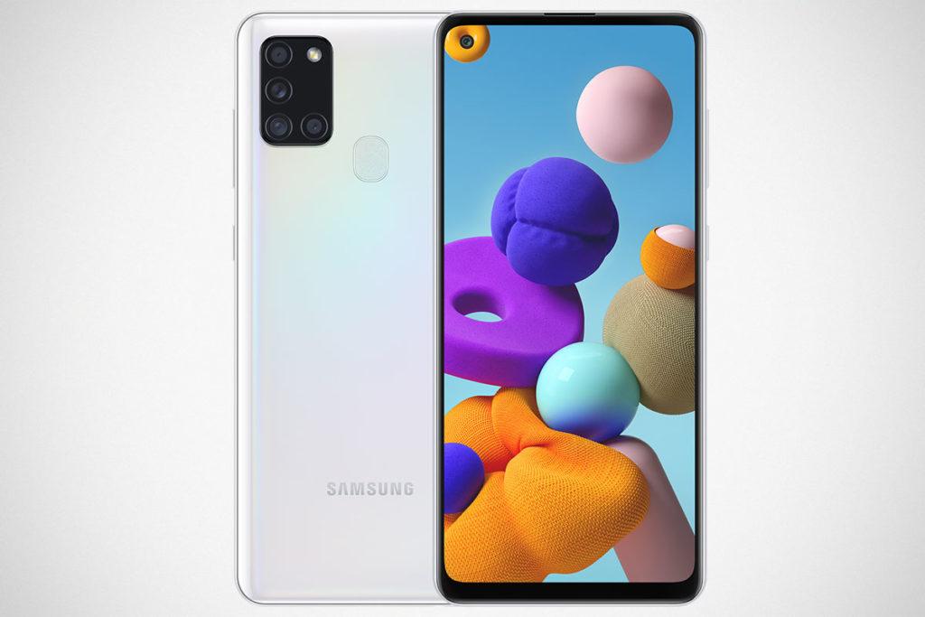 Samsung Galaxy A21s Smartphone