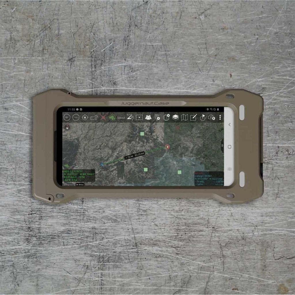 Samsung Galaxy S20 Tactical Edition Smartphone