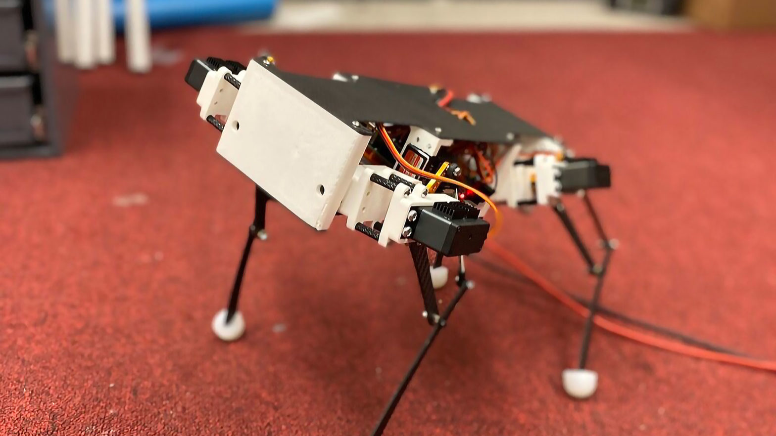 Stanford Pupper Quadruped Robot