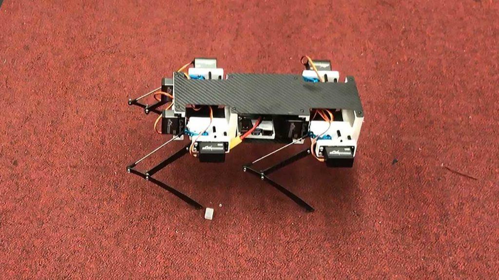 Stanford Pupper Quadruped Robot