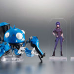 Have A Piece Of <em>Ghost In The Shell: SAC_2045</em> With This Adorable Tachikoma Figure