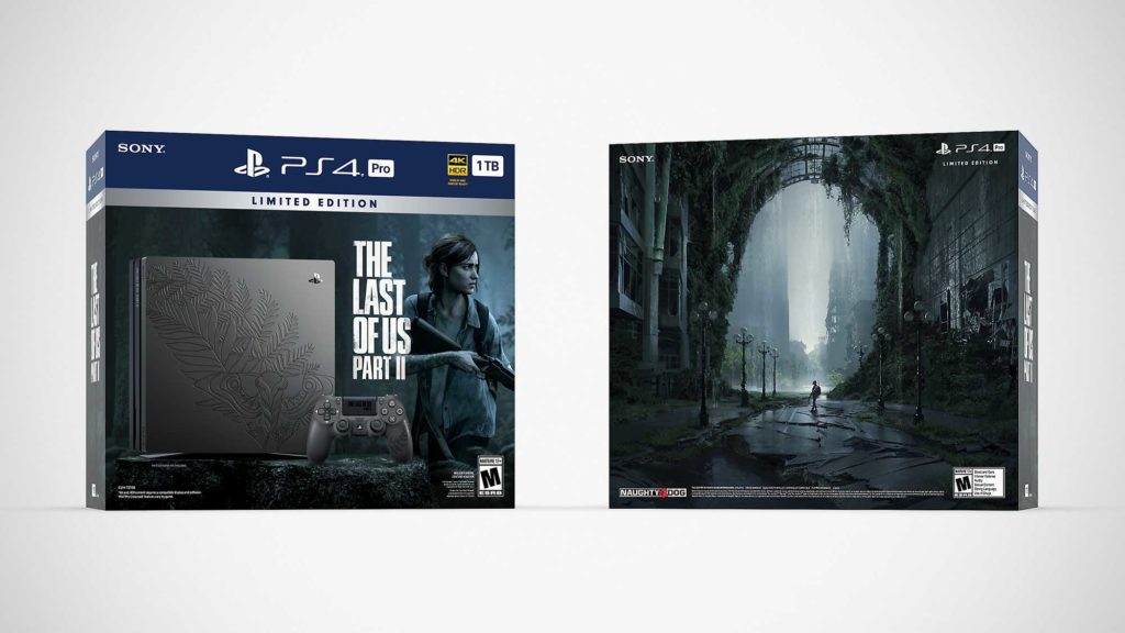 The Last of Us Part II PlayStation 4 Pro Bundle