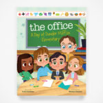 This <em>The Office</em> Hardcover Book Is Rebooted For Children