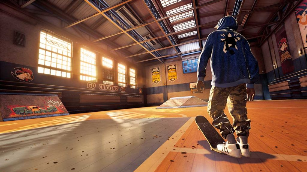 Tony Hawk's Pro Skater 1+2 Video Game