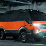 Torus Praetorian: A Little Known Rugged, Offroad Bus Worthy As A Post-apocalyptic Ride