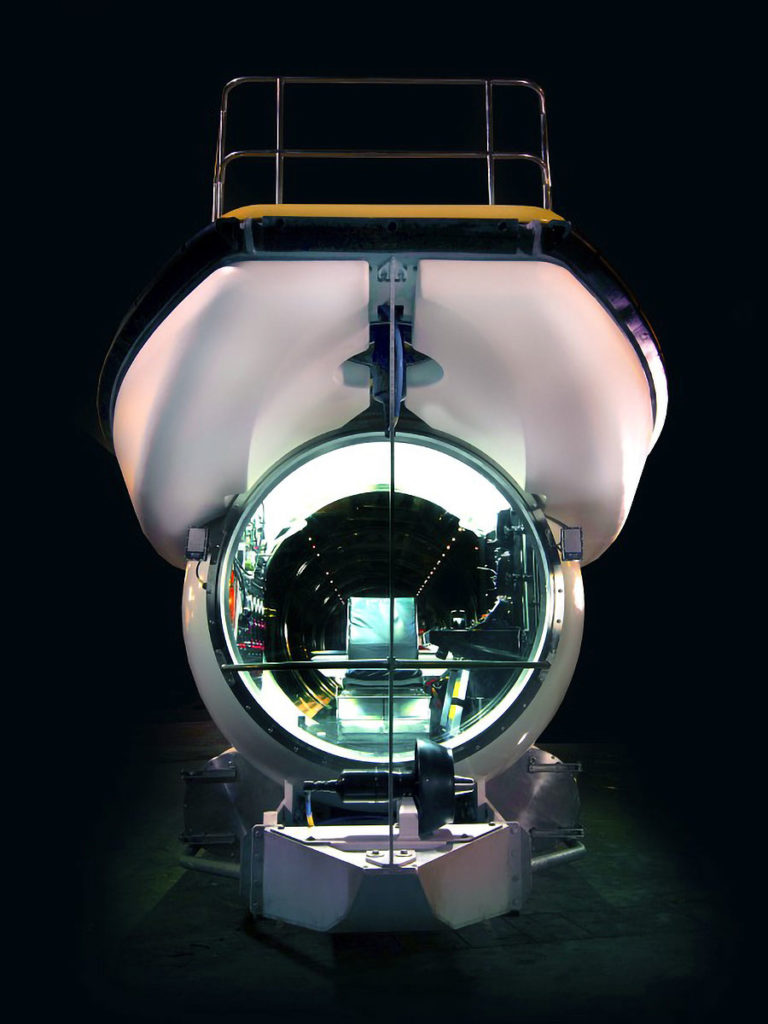 Triton Submarines DeepView 24 Submarine