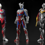 New Figure-rise <em>Ultraman</em> Action Figures Are Based Upcoming <em>Ultraman</em> Mobile Game