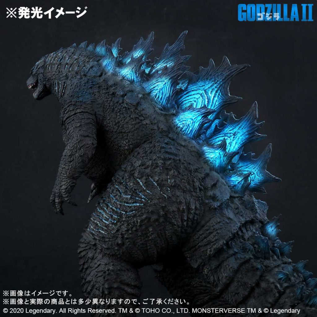 X-Plus Large Monster Series Godzilla (2019) Figure