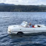 1964 Amphicar Model 770 Is A 60s Classic Car Style Amphibious Vehicle