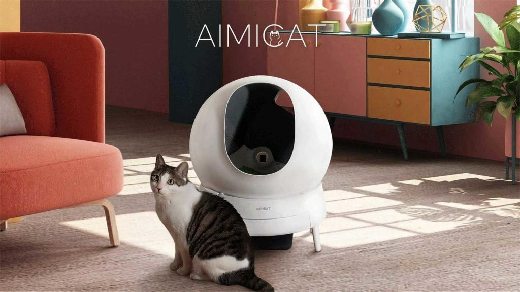 Aimicat Automatic Cat Litter