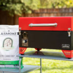 Asmoke Portable Applewood Pellet Grill: Absolutely No Babysitting Of Food Required