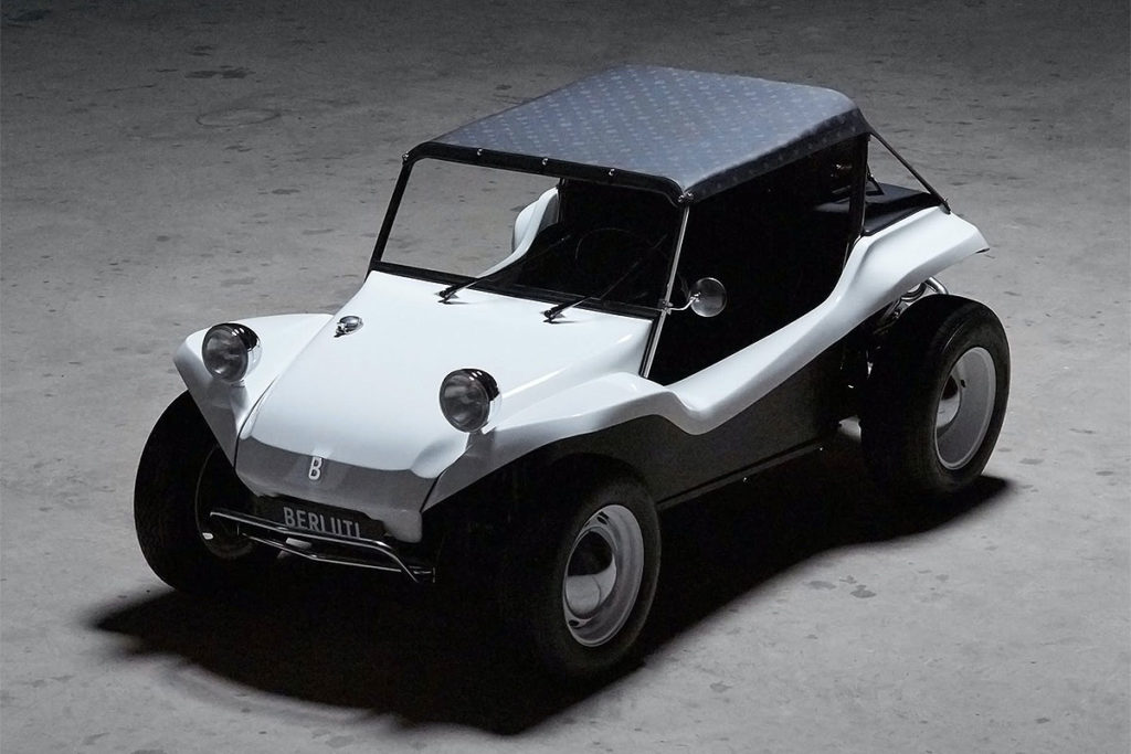 Berluti Limited Edition Beach Buggy