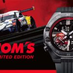 Casio EDIFICE ECB-10 Gets Tom's Racing Treatment For EDIFICE 20th Anniversary