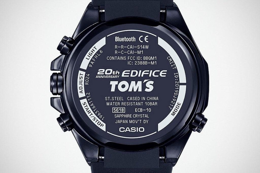 Casio EDIFICE ECB-10TMS Toms'