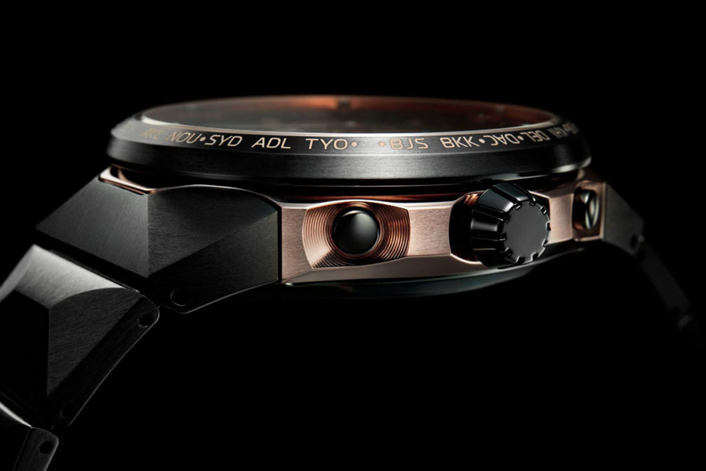 Citizen Satellite Wave GPS F950 Watch