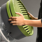 KYL Is An Attachment That Literally Make Standing Fan A Little More Cooler