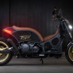 Custom Yamaha TMAX XP500 Is How You Make A Scooter Looks Absolutely Cool