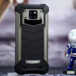 "DOOGEE S88 PRO Is A Rugged Smartphone With ""<em>Iron Man</em> Eye Design"" On Its Back"