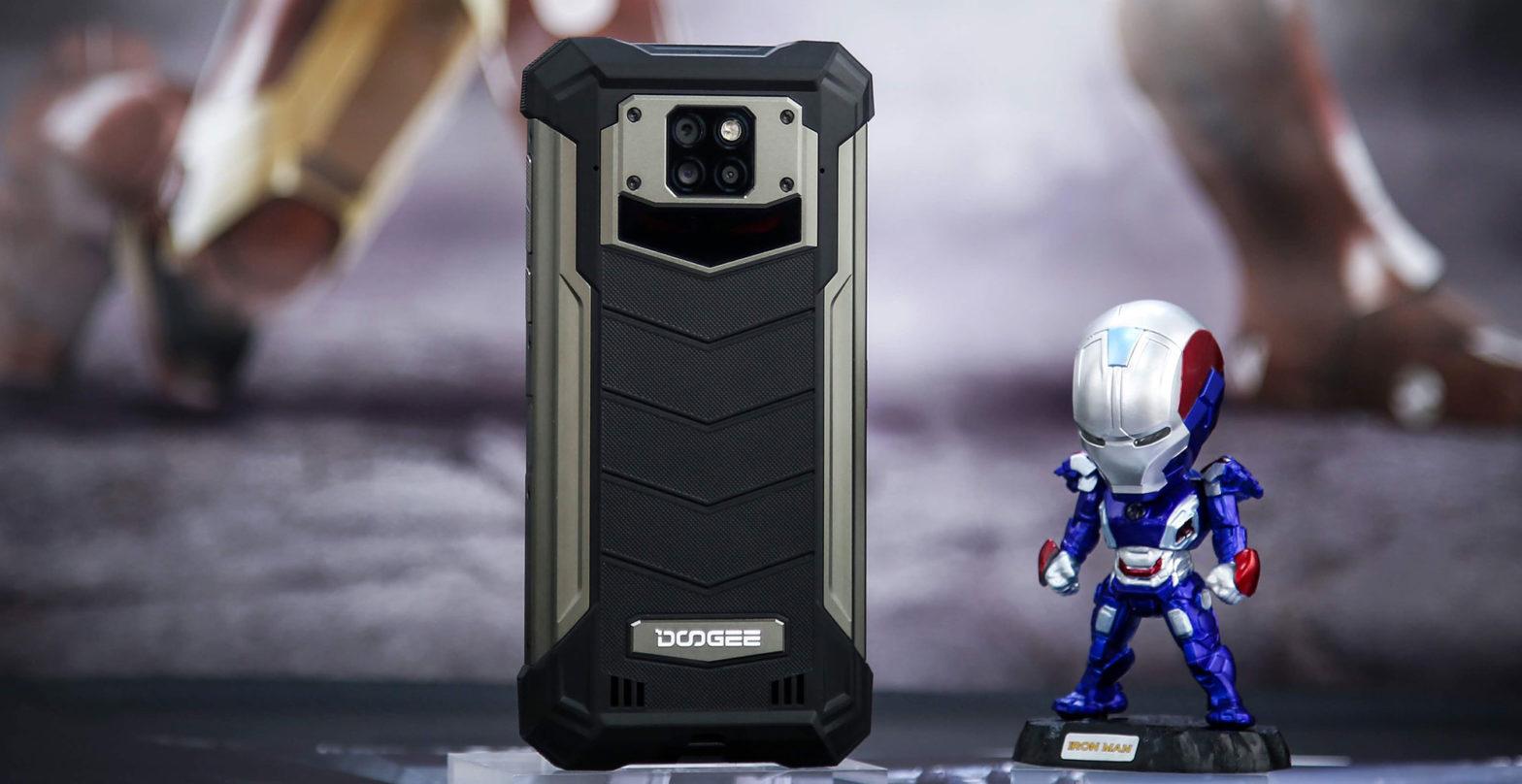 DOOGEE S88 PRO Smartphone