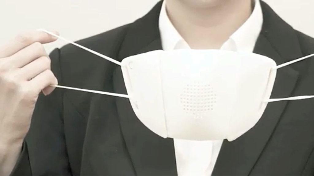 Donut Robotics c-mask High-tech Face Mask