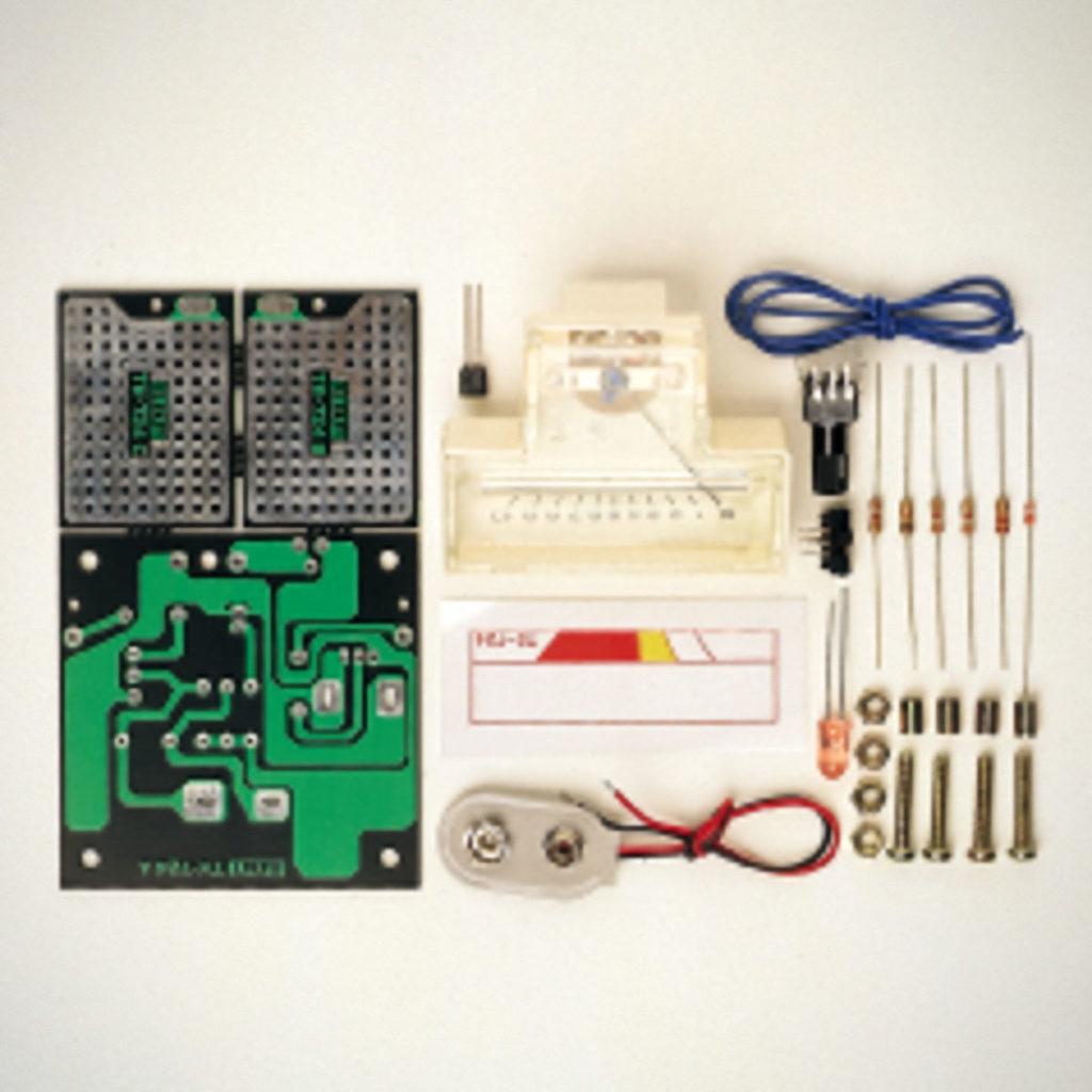 Elekit Lie Detector TK-724D Kit