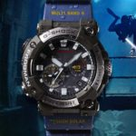 Casio G-Shock GWFA1000 Is The First Frogman Dive Watch To Rock An Analog Display