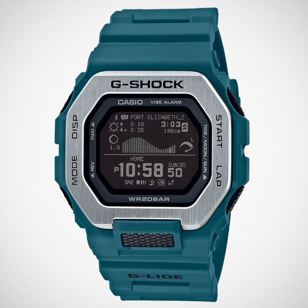 G-Shock G-LIDE GB100-2 Surf Watch