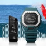 Casio G-Shock's New G-LIDE GBX100 Surf Watches Are Now App Connected