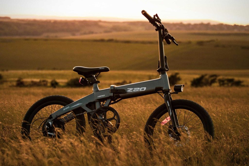 HIMO Z20 Dual Mode Electric Bicycle