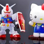 <em>Hello Kitty</em> As <em>Gundam</em> RX-78-2 Now Comes In Clear Version