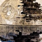 Death Star II Model Made Entirely Out Of Cardboard Is The Next Level Of Cardboard Art