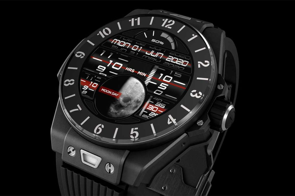 Hublot Big Bang E Smartwatch