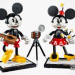 Buildable Nostalgia: LEGO Disney Mickey Mouse and Minnie Mouse Buildable Characters