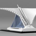 This LEGO MOC Of The Milwaukee Art Museum Deserves To Be An Official LEGO Set
