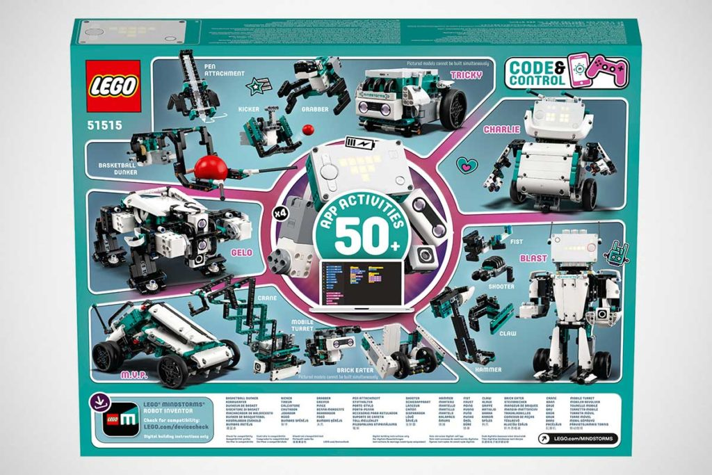 LEGO Mindstorms Robot Inventor 5-in-1 Set
